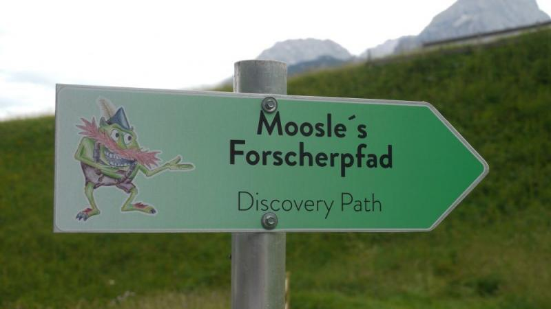Moosle´s Forscherpfad